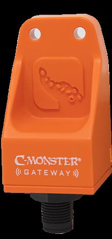 Gateway to NMEA 2000 connector